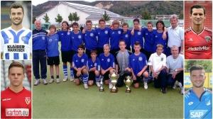 Sieben junge Fußballtalente aus der Provinz - und was aus ihnen geworden ist | Sportschau