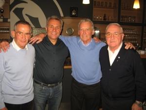 Ehrungen langjähriger Vereinsmitglieder 2016