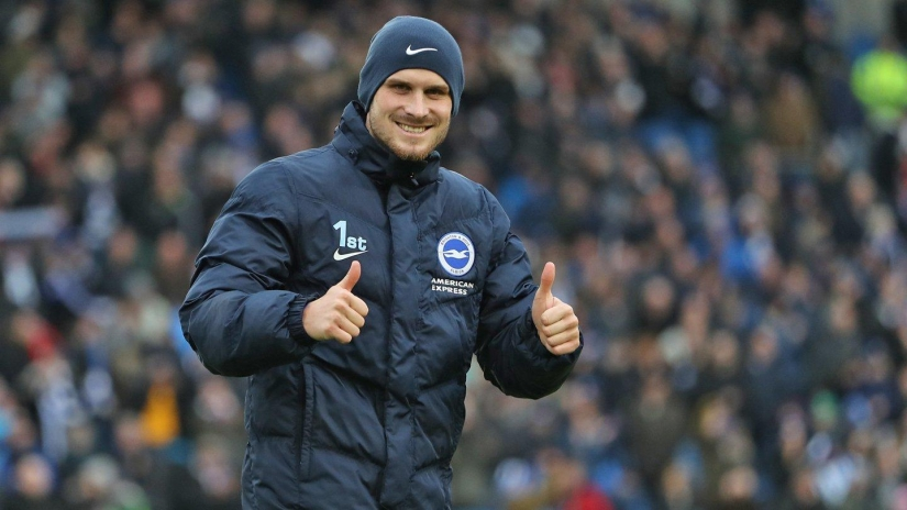 Pascal Groß - Spieler des Jahres bei Brighton & Hove Albion