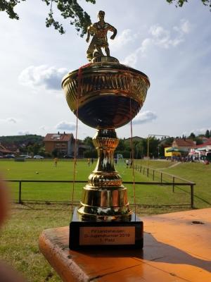 U13 beendet die Saison 2018/2019 mit einer erfolgreichen Sommer-Turnier-Serie