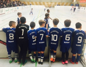 4. U9 X-Mas Cup 2016 in Frankfurt am Main beim FC Germania 1911 Enkheim