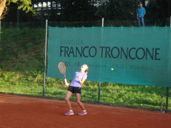 27. Franco Troncone Damen-Tennis Turnier